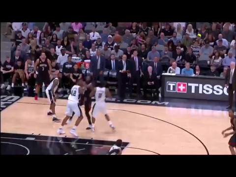 Even Without Kawhi Leonard, Spurs Roll On Over the Rockets