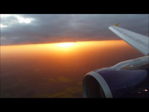 Monarch Airbus A320-214 | Munich to London Luton *Full Flight*