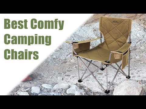 Best Camping Chairs - 5 Comfortable Outdoor Folding Chair