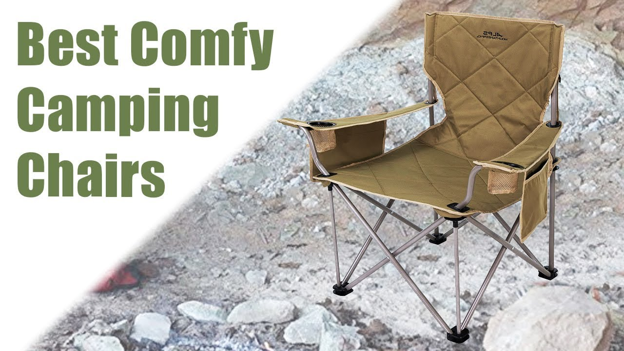 Best Camping Chairs   5 Comfortable Outdoor Folding Chair