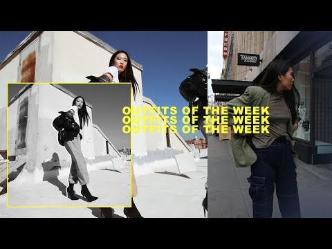 Outfits of the Week | AMY VAGABOND