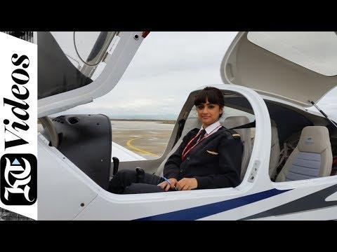 Meet Ghada Al Rousi, Air Arabia's first female Emirati pilot