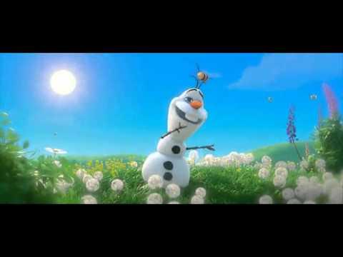 Снеговик Олаф и его...