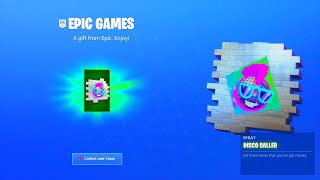Watch this if you want a free fortnite Walmart spray code...