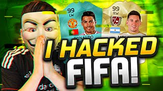 One of MaxPlays's most viewed videos: I HACKED FIFA 16!!!