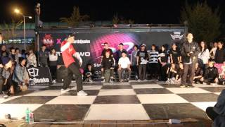 R.S.A: ThirtyTwo (32) #4 Streetdance Battle - Hiphop 4강 / Cc vs K HO