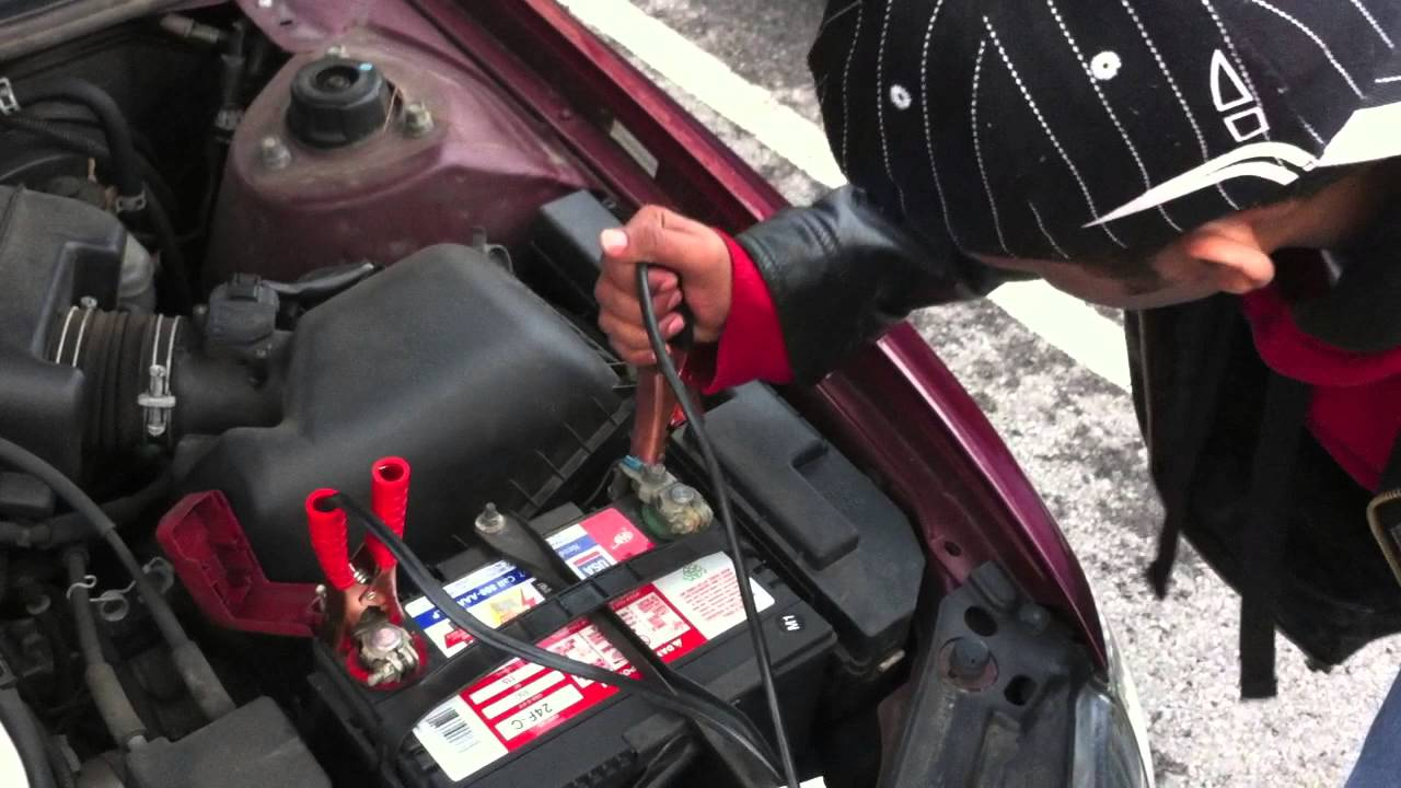 Tips On Using Jumper Cables