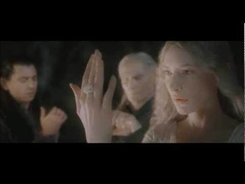 LOTR The Fellowship of the Ring  - Galadriel's prologue - Blu Ray HD