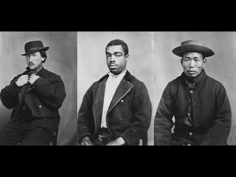 Vintage Mugshots of Criminals in Sacramento in the 1860s: Part 3