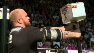 Europe's Strongest Man 2014