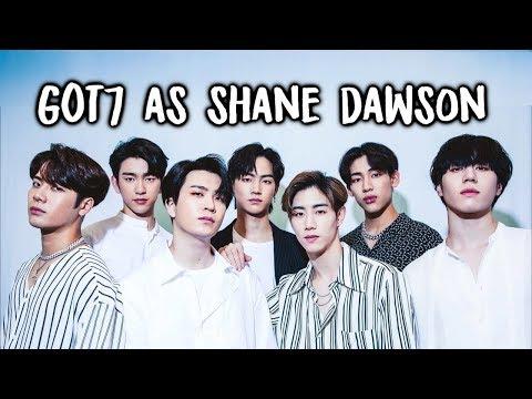 Got7 as Shane Dawson: The Spooky Boys (& Friends) thumbnail