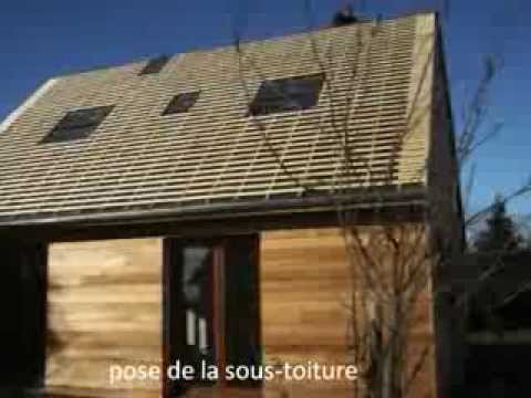 Les Étapes De Construction D'Une Maison En Ossature Bois - Youtube