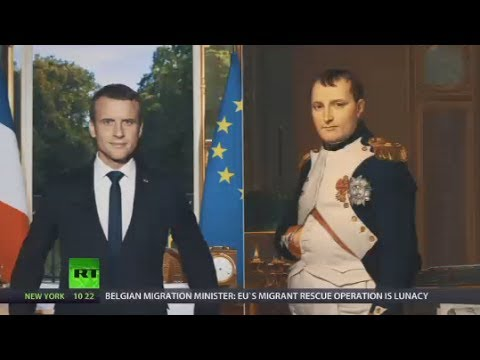 'Napoleon Macron': French President accused of arrogance for harsh comments to ministers