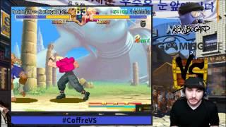 [Ep#33] Coffre à VS - La saga Street Fighter Alpha / Zero sur Fightcade
