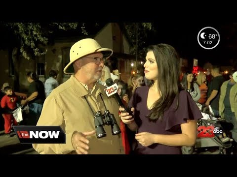 Live At Safe Halloween At The Kern County Museum