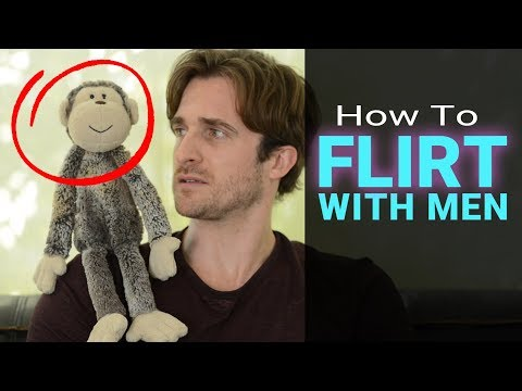 5 Irresistible Ways To Flirt With Men (⚠️ Use #4 Carefully!) (Matthew Hussey, Get The Guy)
