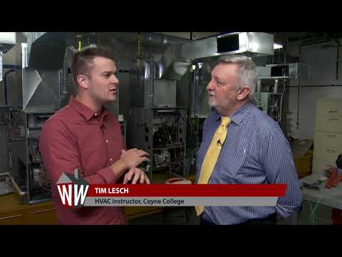 HVAC Education at Coyne College: Weekend Workbench