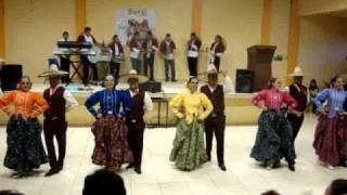 BAILABLE DE JEREZ, ZACATECAS (LA PULQUERA, LA CHINA CHINA, PAJAROS AZULES)