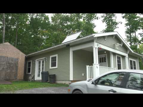 Penobscot Indian Nation - Indian Nation LEED Homes