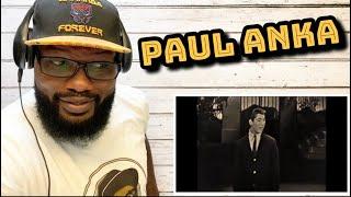 Paul Anka - Put Your Head On My Shoulders | REACTION