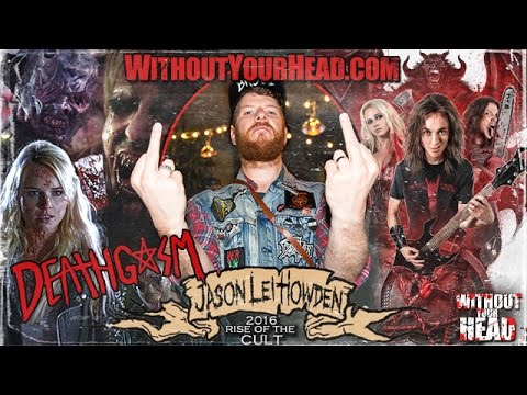 Jason Lei Howden writer and director of Deathgasm interview