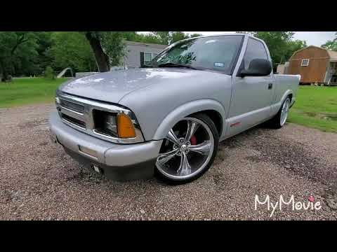I Lowered My 1996 Chevy S10 3 Inches