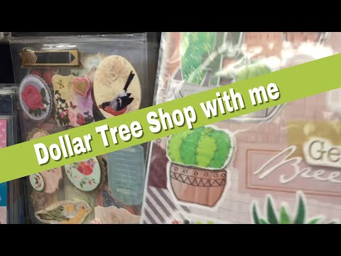 Largest Dollar Tree EVER|NEW Dollar Tree to me *soft spoken whisper