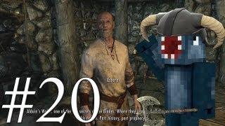 Let s Play Skyrim Esbern s Hideout 20