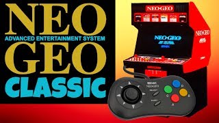 Neo Geo Classic - Thoughts & Game List?