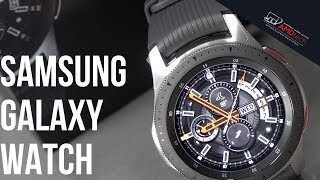 Samsung Galaxy Watch: The Review