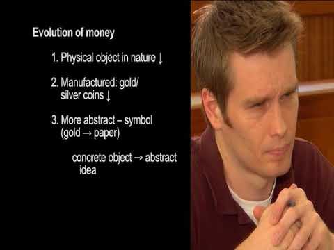 unit 10 THE EVOLUTION OF MONEY