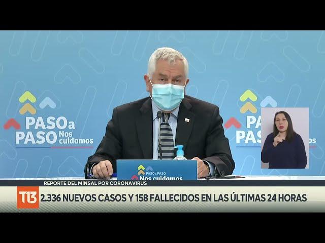 Coronavirus en Chile: reporte 15 de julio