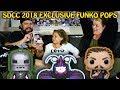 SDCC 2018 Funko Pop Exclusive - Iron Man, Moana, Wreck it Ralph - Hot Topic, Gamestop, Box Lunch