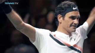 Roger Federer - Paralyzed