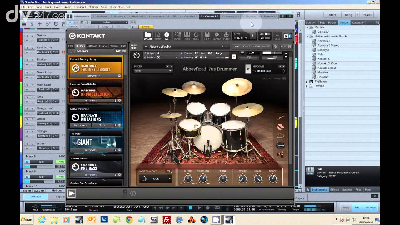 Introducing Native Instruments Komplete 9 and Komplete 9 ...