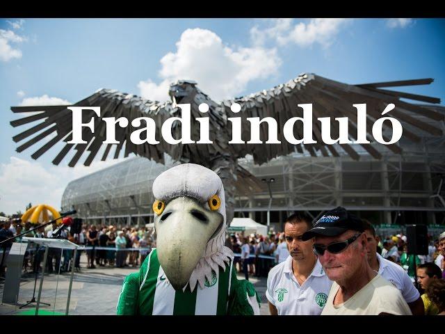 Fradi induló