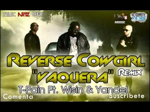 Vaquera Cowgirl Reverse Cowgirl Vaquera