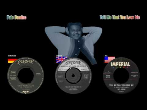 Fats Domino - Tell Me That You Love Me