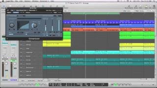 How To Make Bass Heavy Tech House (Drums Pt 6 - Basic Mixing)