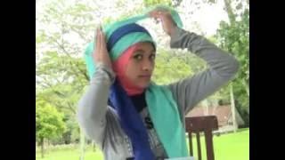 Hijab Segi Empat Trend 2013 Part 2
