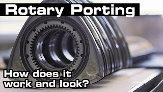 Rotary Porting: How does it work and look?