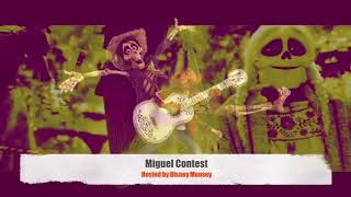 Miguel Audition (for Disney Mousey)