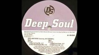 (2000) Soul Brothers feat. Joi Cardwell - Let It Go [Deep Soul Vocal Mix]