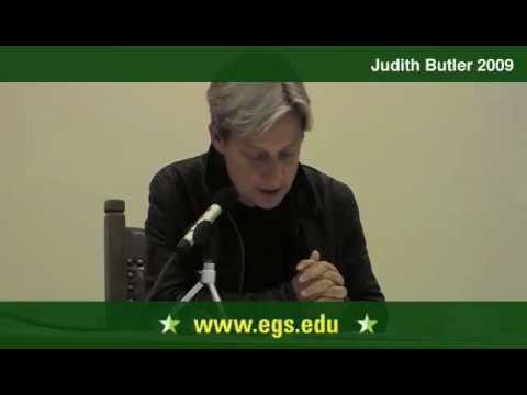 Judith Butler. Hannah Arendt, Ethics, and Responsibility. 2009 1/10