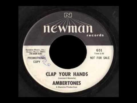 Ambertones Clap Your Hands Cruise