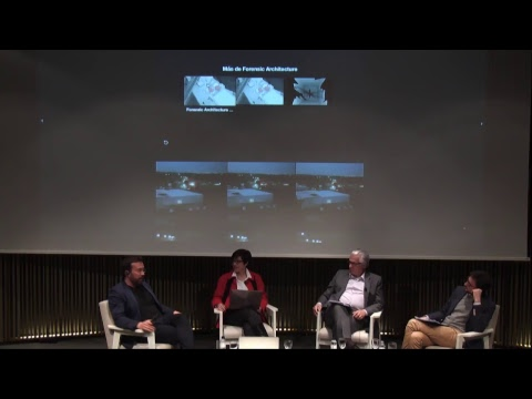 Dialogues. MACBA. Evidence, Activism And The Law in the Age of Post-Truth