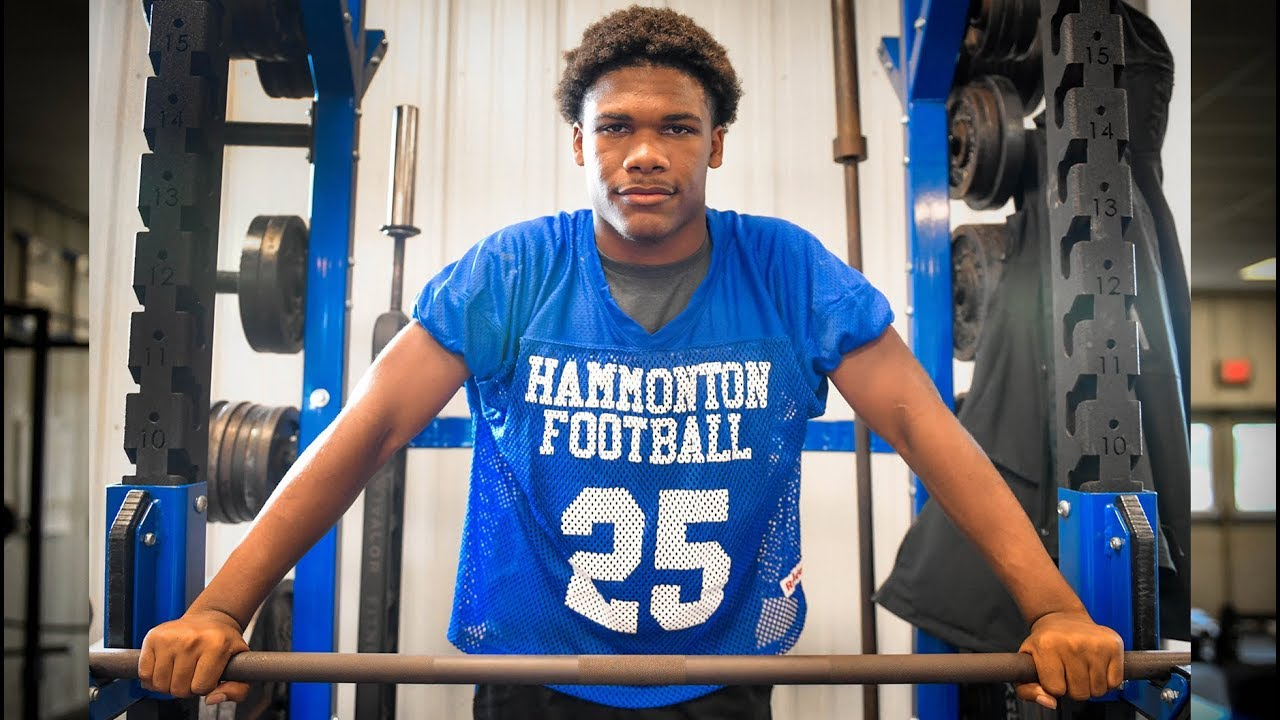 Hammonton's Jaiden Abrams named South Jersey Player of the Week
