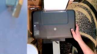 HP Deskjet 2515 Ink Level Reset, 650 Cartridge(1.Printer is powered ON. 2.Open the cartridge door and wait for the cartridges to come in the middle. 3.Take the power cable off. 4.Remove the cartridges. 5., 2014-05-08T21:37:17.000Z)
