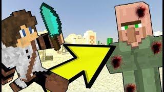 NE PRÓBÁLD KI OTTHON! Minecraft Kannibál Mod!