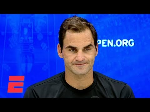 Roger Federer felt back and neck pain in US Open loss to Grigor Dimitrov | 2019 US Open